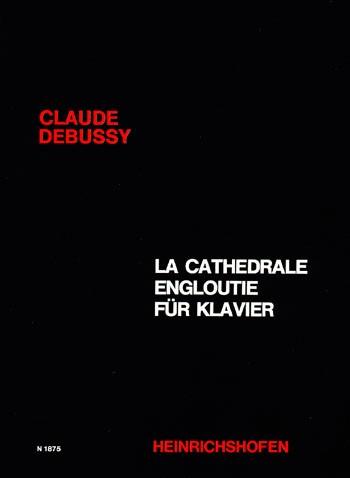 """La Cathédrale engloutie aus """"1er Livre de douze Préludes"""""""