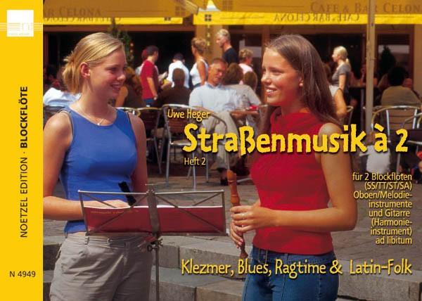 Straßenmusik à 2, Band 2
