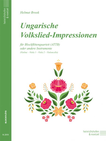 Ungarische Volkslied-Impressionen