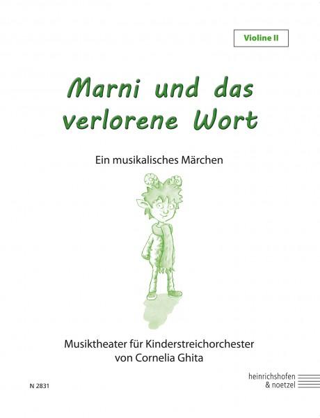 Marni und das verlorene Wort (Violine II)