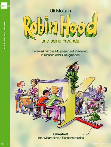 Robin Hood und seine Freunde, Lehrerheft