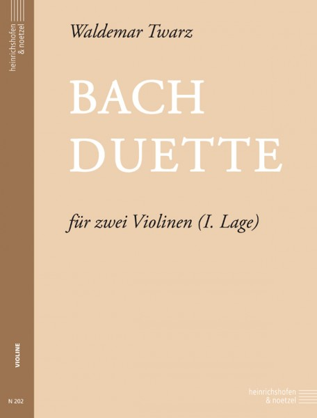 Bach Duette