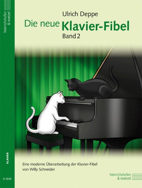 Die neue Klavier-Fibel, Band 2