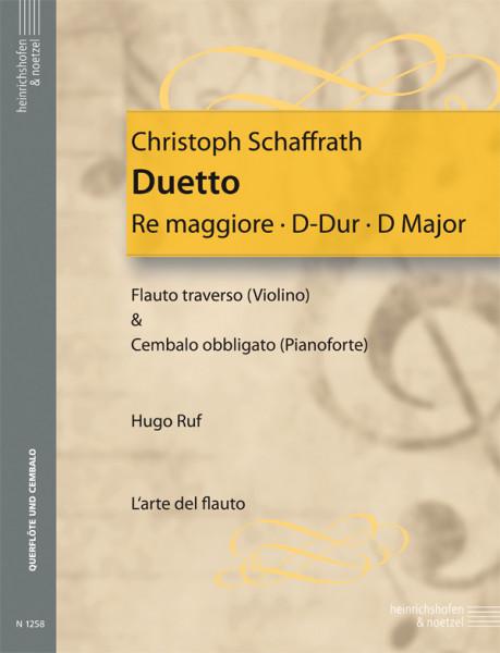Duetto D-Dur