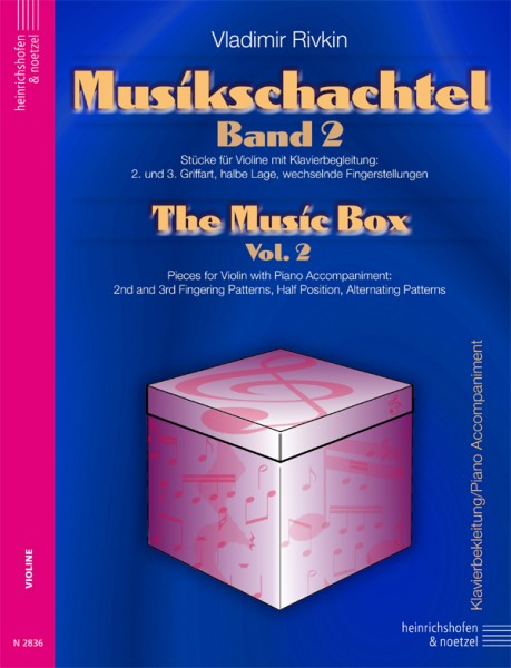 Musikschachtel - Band 2 / The Music Box - Volume 2