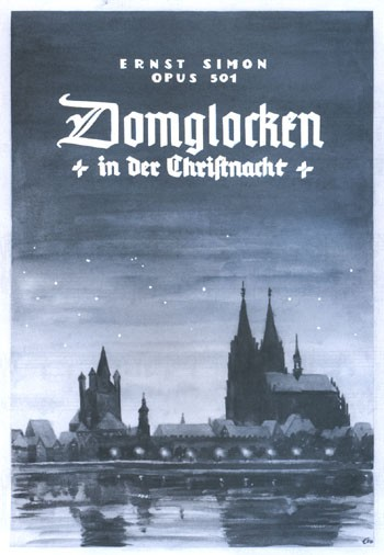 Domglocken in der Christnacht.