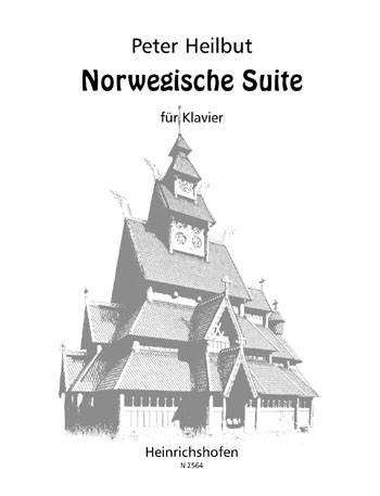 Norwegische Suite für Klavier