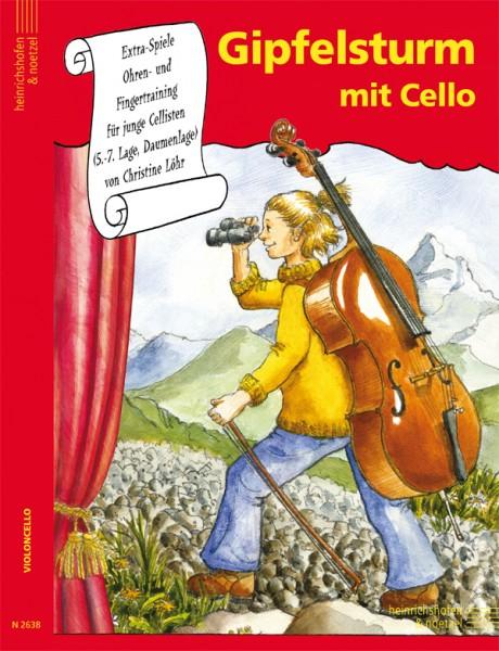 Gipfelsturm mit Cello, Band 4