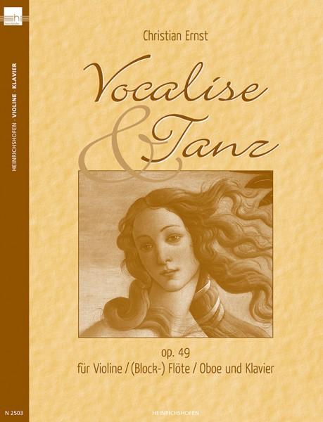 Vocalise und Tanz