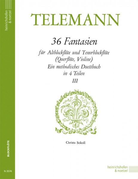36 Fantasien, Bd 3