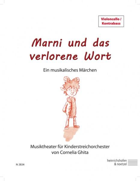 Marni und das verlorene Wort (Violoncello / Kontrabass)