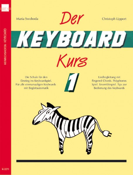 Der Keyboard-Kurs, Bd 1