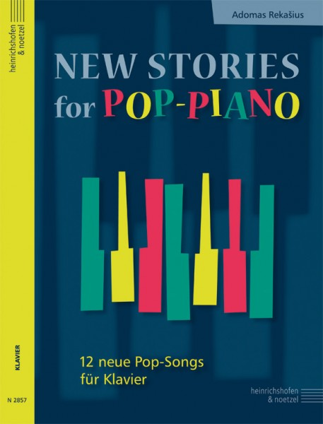New Stories for POP-PIANO