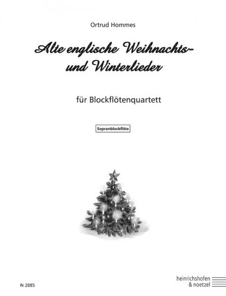 Alte englische Weihnachts- und Winterlieder