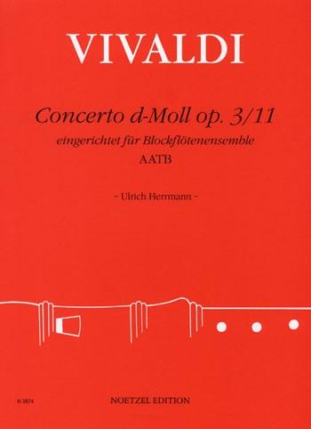 Concerto d-Moll op. 3/11