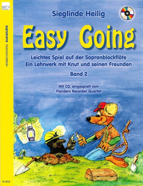 Easy Going, Bd 2 mit CD