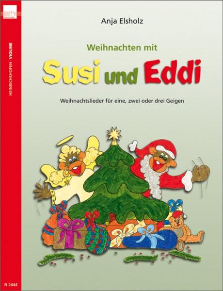 Weihnachten mit Susi und Eddi