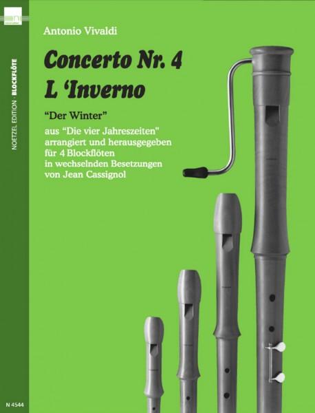 Concerto Nr. 4 L'Inverno