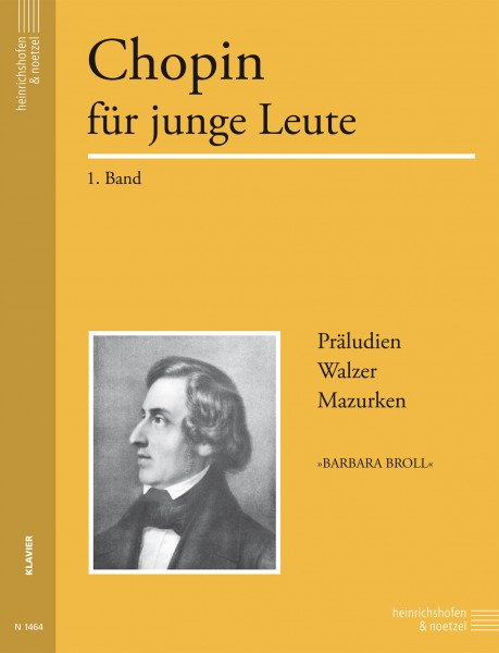 Chopin für junge Leute, Bd 1