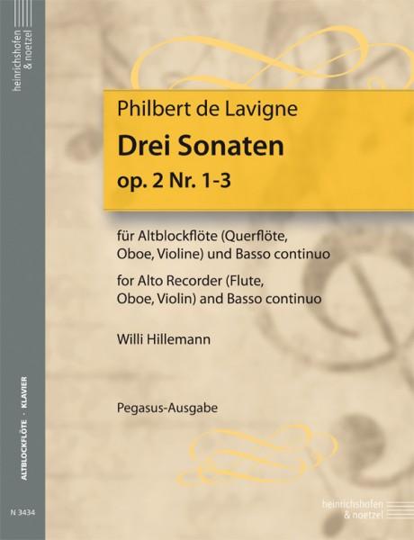 6 Sonaten, Heft 1