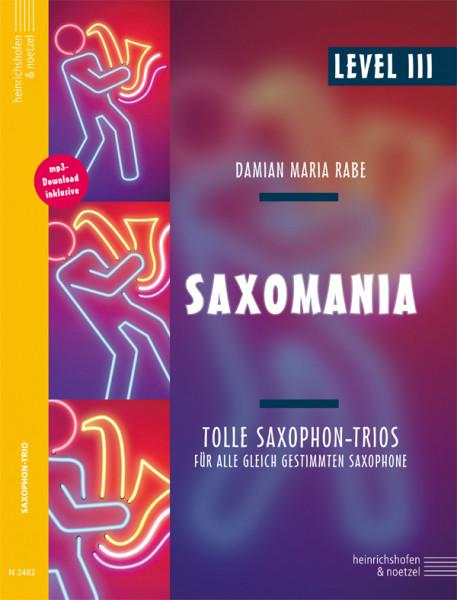 Saxomania - Level III