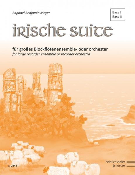 Irische Suite - Bassblockflöte