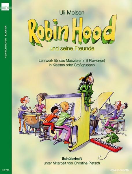 Robin Hood und seine Freunde, Schülerheft