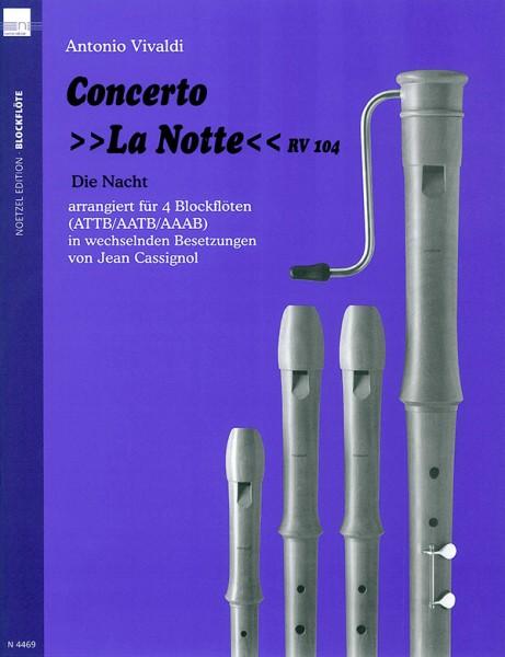 "Concerto ""La Notte"""