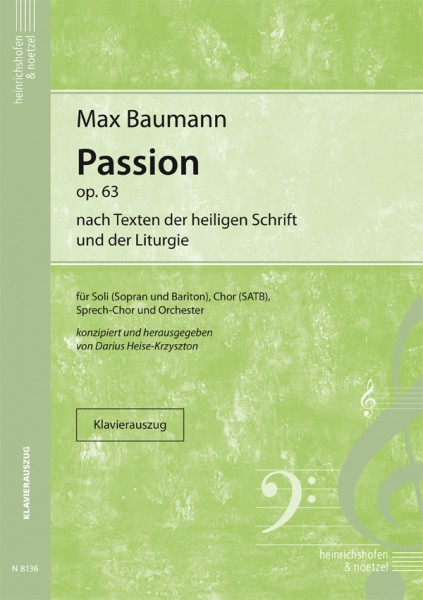 Passion op. 63