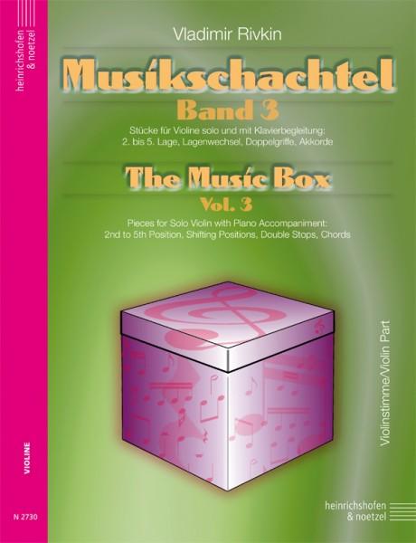 Musikschachtel - Band 3