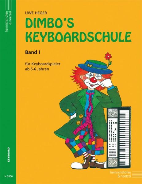 Dimbo's Keyboardschule, Bd 1