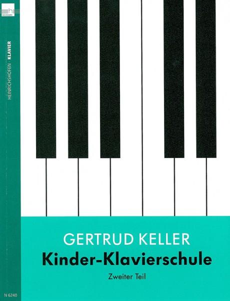Kinder-Klavierschule, Bd 2
