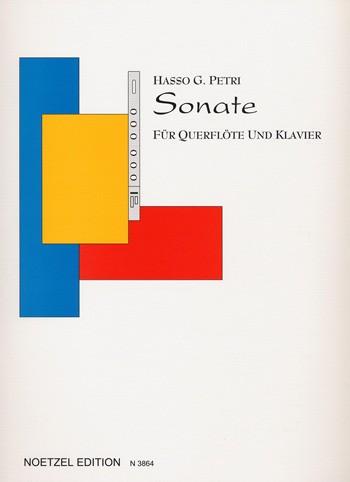 Sonate für Querflöte und Klavier