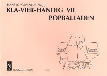 KLA-VIER-HÄNDIG VII - Popballaden