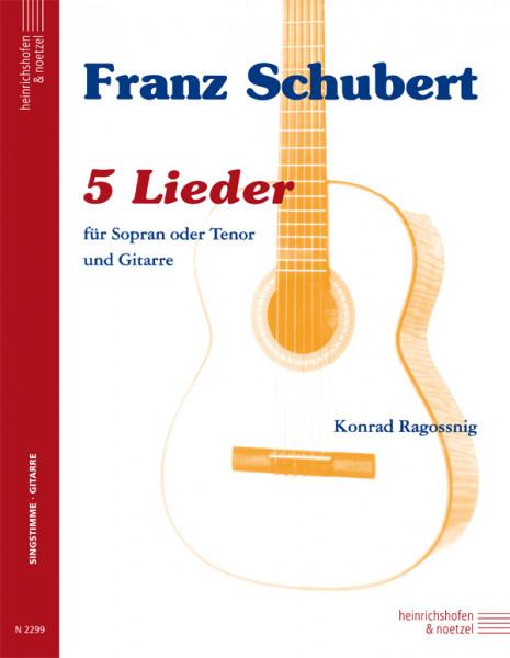 5 Lieder