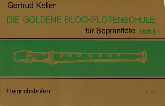 Die goldene Blockflötenschule, Heft 2