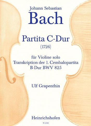 Partita C-Dur (1726) für Violine solo