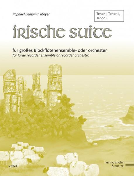 Irische Suite - Tenorblockflöte
