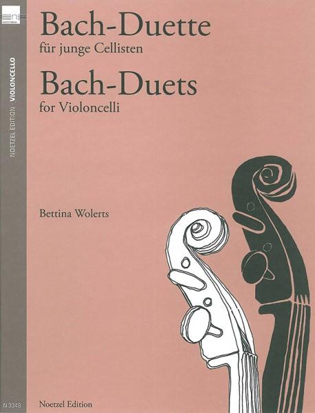 Bach-Duette für junge Cellisten