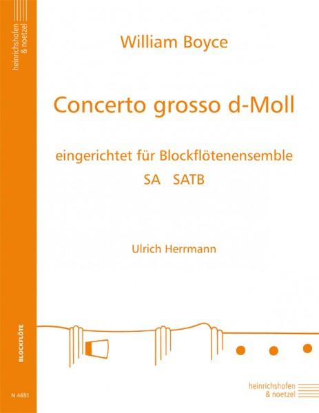 Concerto grosso d-Moll