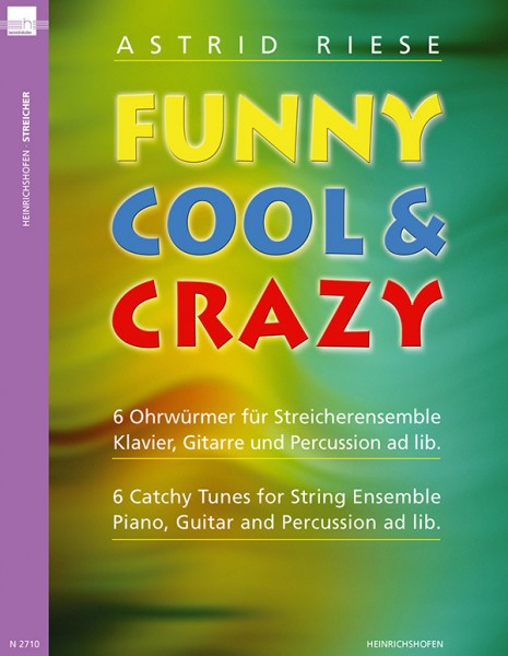 Funny, Cool and Crazy