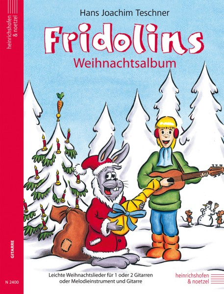 Fridolin: Fridolins Weihnachtsalbum