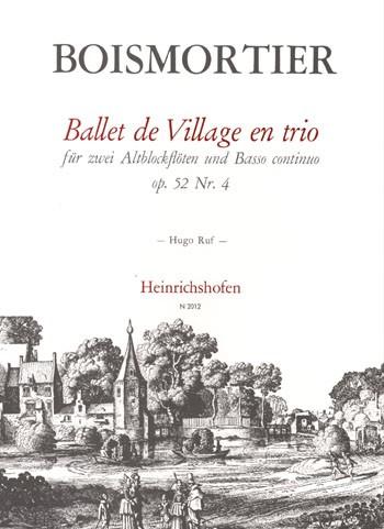 Ballet de village en trio