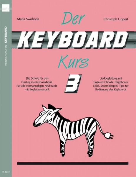 Der Keyboard-Kurs, Bd 3