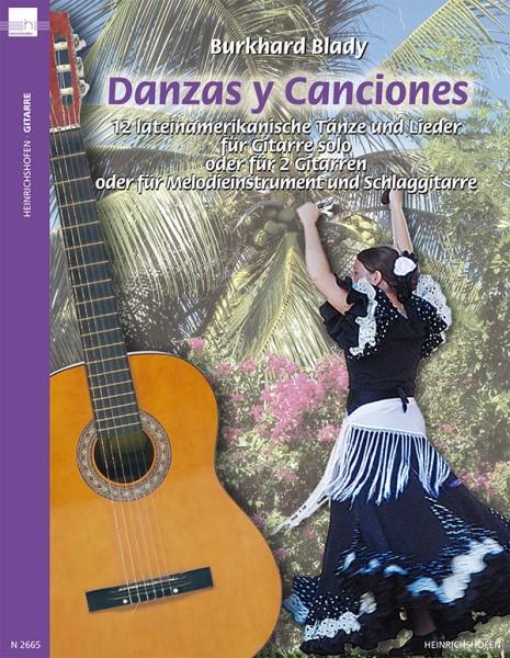 Danzas y Canciones