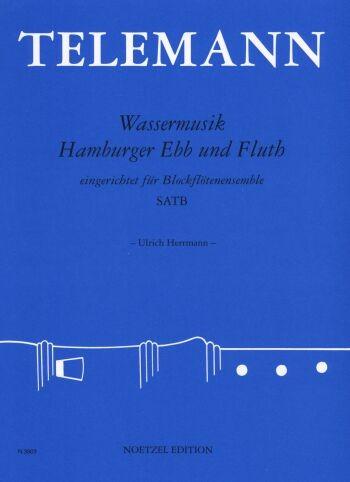 """Wassermusik """"Hamburger Ebb und Fluth"""""""