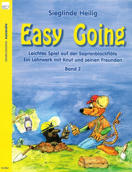 Easy Going, Band 2 (ohne CD)