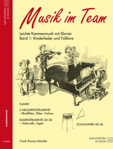 Musik im Team