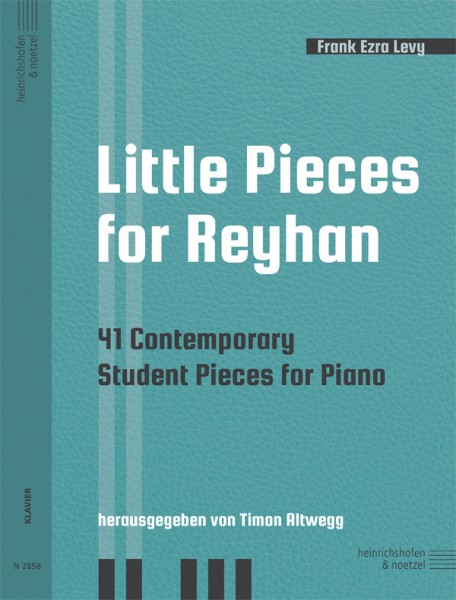 Little Pieces for Reyhan