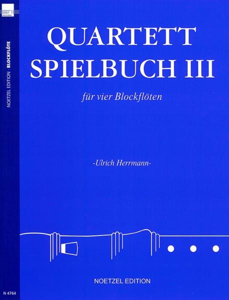 Quartett-Spielbuch III, Band 3